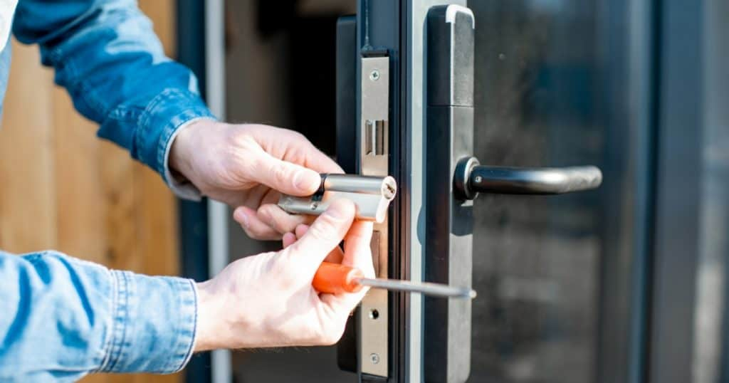 residential commercial security